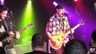 Taproot NEW SONG!! No One Else To Blame!! Live at The Machine Shop 5-14-17