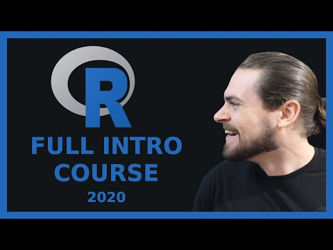 R Programming for Beginners | Complete Tutorial | R & RStudio