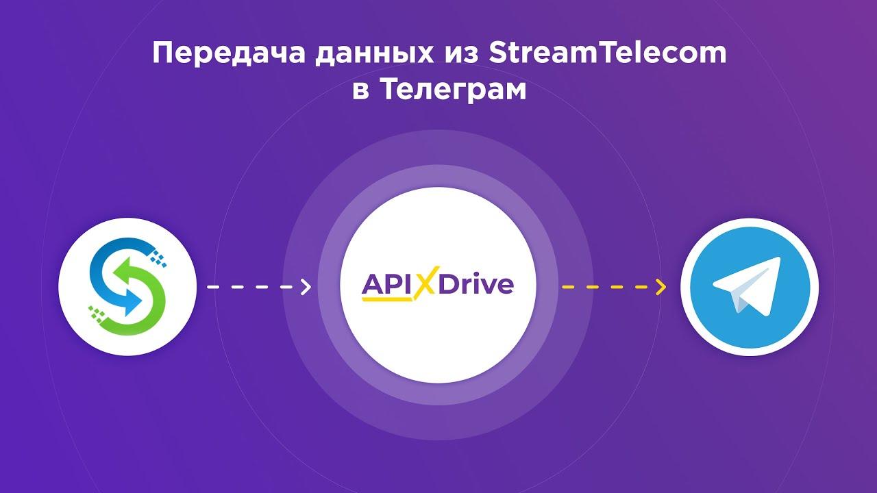 Как настроить выгрузку данных по звонкам из Stream Telecom в виде уведомлений в Telegram?