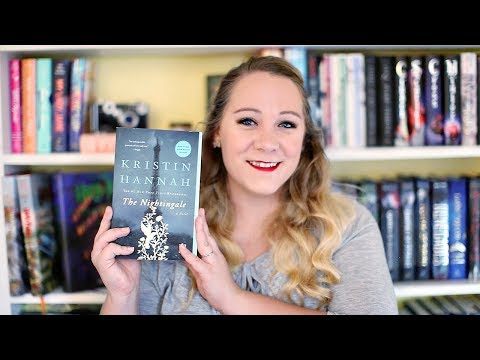 THE NIGHTINGALE BY KRISTIN HANNAH [BOOK REVIEW!!!]