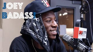 Joey Badass: Devastated, New TV Show, Christ Conscious, With Kirk Knight