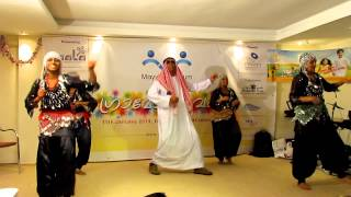 Sharjah To Sharjah - Arabic Dance