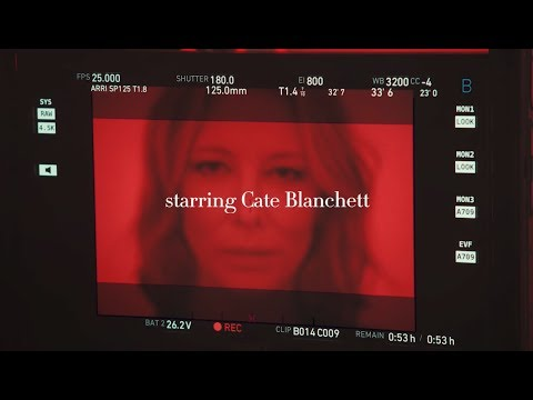 SÌ by Giorgio Armani - Behind the scenes with Cate Blanchett