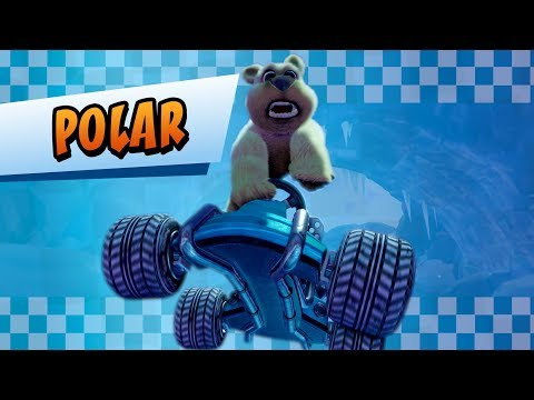 Polar | Crash Team Racing Nitro-Fueled thumbnail