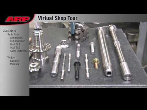 ARP Virtual Manufacturing Tour - 2017
