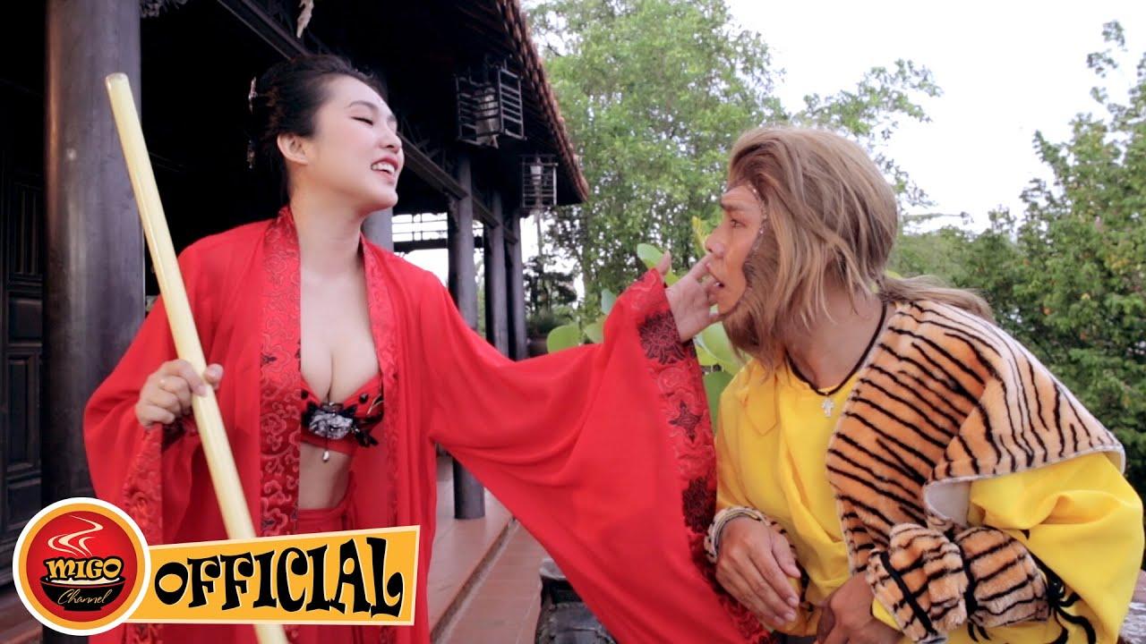 Thiên Long Bát Bộ web ra mắt phim hài Hái Trộm Đào Tiên