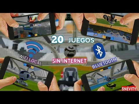 Son 20 Mejores Juegos Multijugador Wifi Local Lan Bluetooth Sin