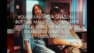 SAD SONG   ALESSO Ft. TINI (LETRA)