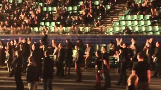 Sabaton Wrocław 25.01.2015 - koncert Full HD