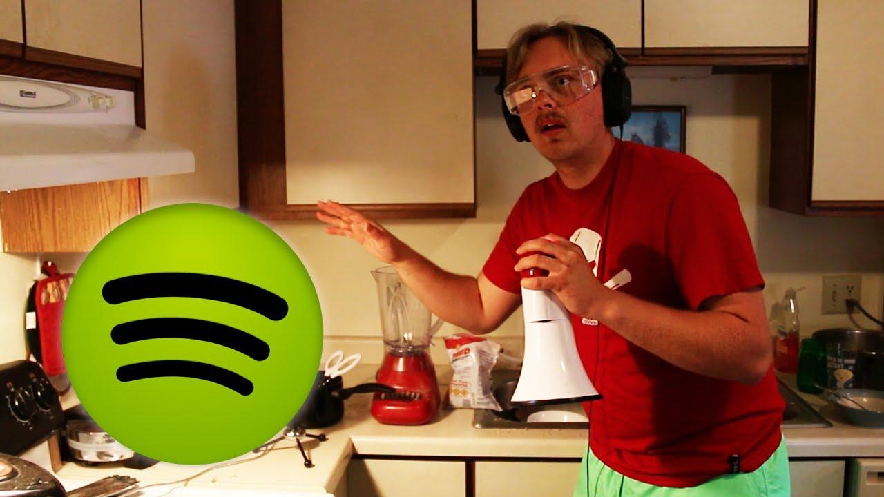 Buy Spotify Premium, You Cheap F**k