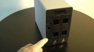 Freecom Dual Drive Network Center Review