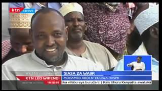 KTN Leo Wikendi: Mgombeaji wa kitu cha ugavana wa kaunti ya Wajir Abdi Mohammed atemwa na wazee