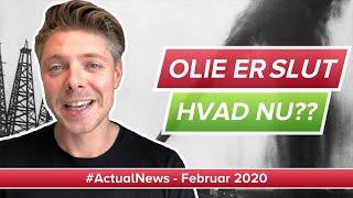 #ActualNews, februar 2020