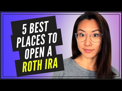 , title : 'Where to Open a Roth IRA (THE 5 BEST PLACES FOR BEGINNERS)