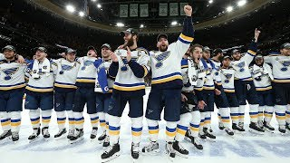 Best bites from the Blues after capturing the first Stanley Cup title for St. Louis