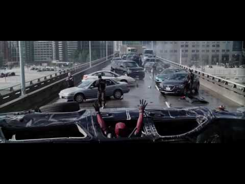 Трейлер фильма «Дэдпул»