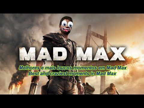 Melhores e mais loucos momentos em Mad Max/Best and craziest moments in Mad Max