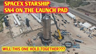 SPACEX STARSHIP - Will Starship SN4 Fly this Time? Weekend Report