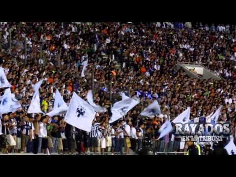 """""""Yo te sigo desde pequeño La Adiccion MTY 1 JAG 2 Ap2014J16"""" Barra: La Adicción • Club: Monterrey"""