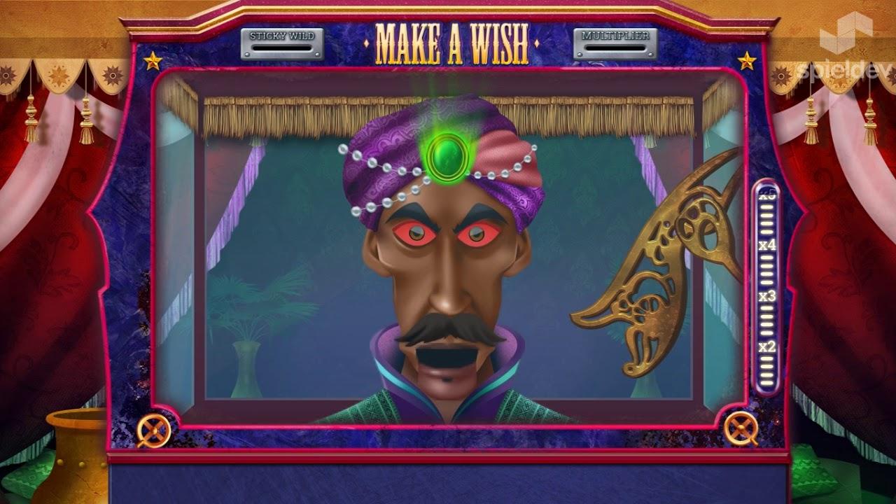 Make a Wish trailer - Spieldev