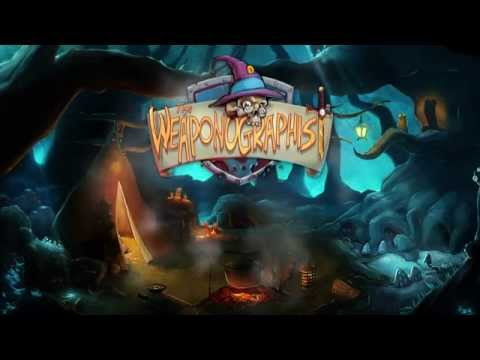 The Weaponographist Launch Trailer thumbnail