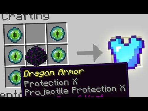 Minecraft Walkthrough - BEST SWORD!! (End of World) by Logdotzip
