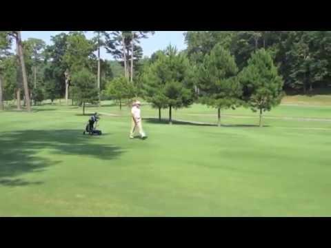 Caddytrek Robotic Golf Cart brought to you by A Good Golf Trek LLC