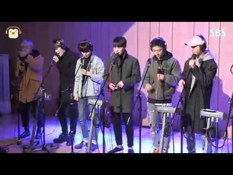 [SBS]두시탈출컬투쇼,하지마, B.A.P 라이브