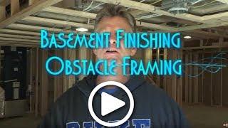 Basement Finishing Framing Design