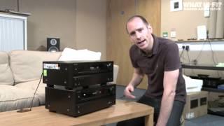 Onkyo TX-NR626 unboxing video -- 2013 AV receiver -- whathifi.com
