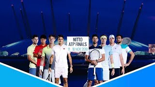 2018 Nitto ATP Finals: Live Stream Practice Court 1 (Saturday)