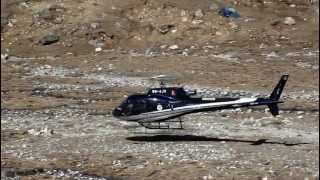 preview picture of video 'Everest Trek Helicopter Evacuation Part 3 高原紧急下退3'