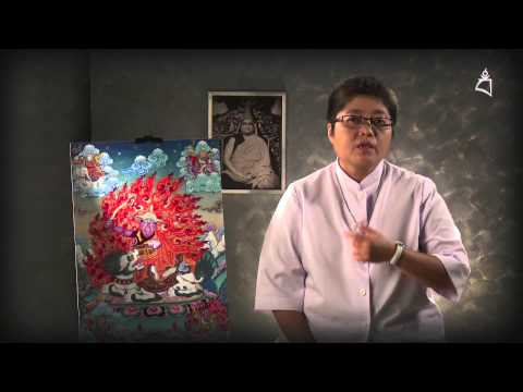 Video: The Iconography of Dorje Shugden