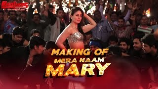 Making Of Mera Naam Mary | Brothers | Kareena Kapoor Khan, Sidharth Malhotra