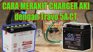 Download Video Cara Membuat Charger AKI dengan Travo 5A CT MP3 3GP MP4