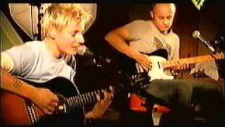 K's Choice Almost Happy - Live Semi Acoustic Session 2000