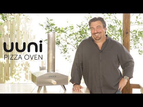 Uuni Portable Wood-Fired Pellet Pizza Oven