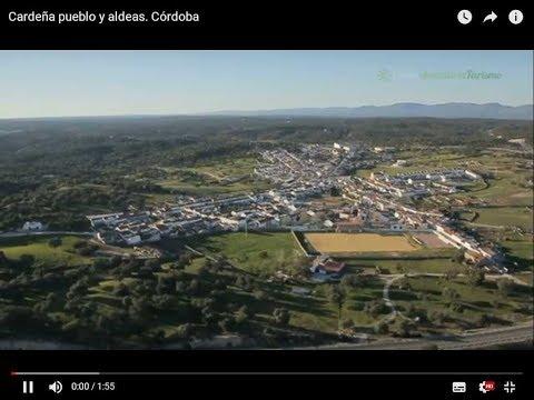 Cardeña pueblo y aldeas. Córdoba
