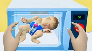 WHY SOME PEOPLE SHOULD NEVER HAVE KIDS! - Mother Simulator