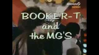 Booker T  & The MG's playing Green Onions 1968 French TV