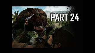 Shadow of the Tomb Raider Walkthrough Part 24 - Church (Let's Play Gameplay Commentary)