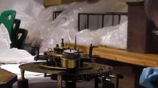 preview picture of video 'Conserving the Hertford Museum Orrery'