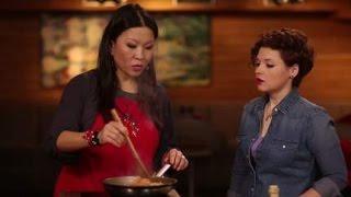 Корейский суп кукси. Рецепты счатья. Новая история