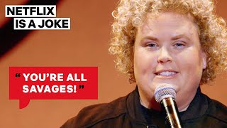 Fortune Feimster Trained To Become A Debutante   Netflix Is A Joke