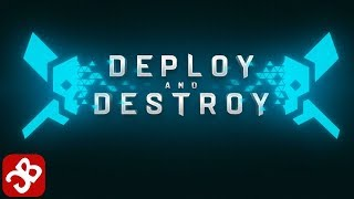 Deploy and Destroy (By Apps Ministry) - iOS/Android - Gameplay Video