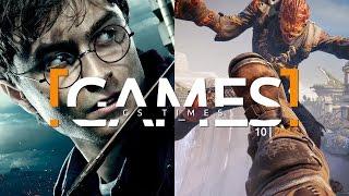 GS Times [GAMES] 10 (2017). Harry Potter RPG, Bulletstorm 2, ME: Andromeda | Главные новости игр