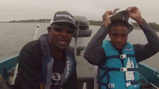 Crappie fishing lake Lavon With The Thump Bandits