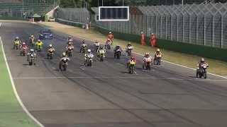 Bikes - Imola2015 PreMoto3 Race 1 Highlights