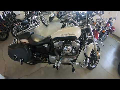 2013 Harley-Davidson Sportster SuperLow XL 883L