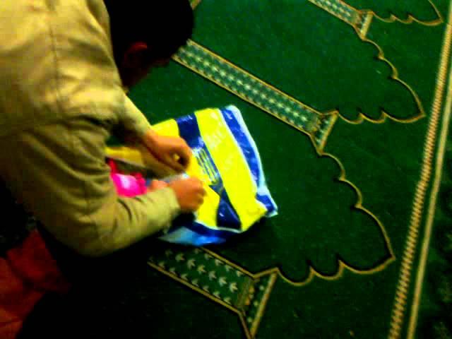 طفل رضيع وجد داخل حمامات مسجد في الدمام
